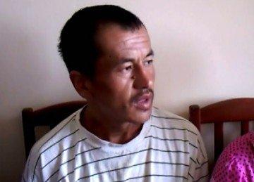 Подозреваемый в двойном убийстве гражданин Казахстана