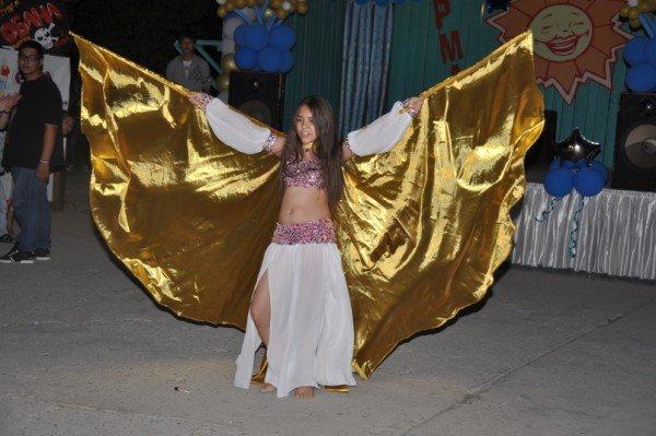 Профессиональные танцоры обнаружились и среди отдыхающих