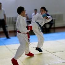 Состязания по карате-до