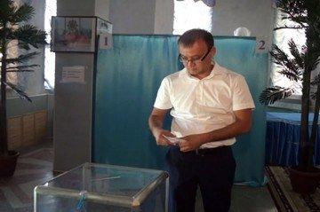 Явка избирателей, в целом по республике, составила 98,3%