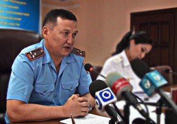 Первый заместитель ДБЭКП по ЮКО, Серикбай Кусаинов