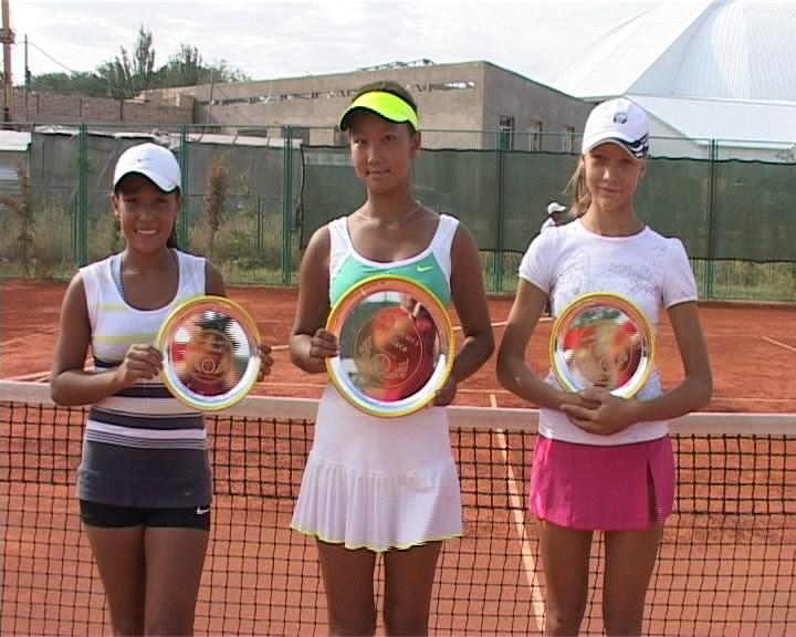 Первые победители турнира АТФ Чемпионата Азии по теннису