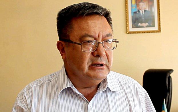 Начальник отдела по работе с населением акимата абайского района, Ержан Саржан