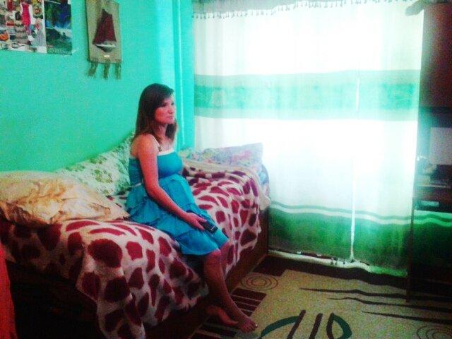 Юлия Бахтиарова твердо верит,что скоро переедет в новую квартиру