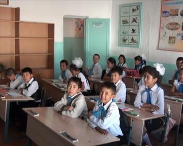 Школа в Таскенте переполнена