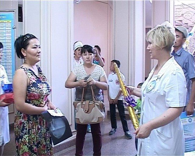 Телефон регистратуры областной поликлиники на московской