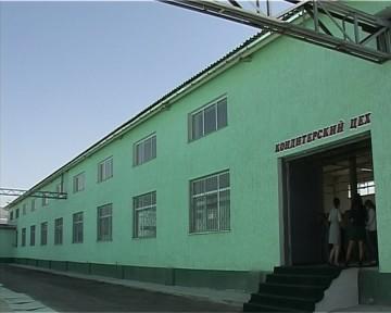 Предприятие Барыс - 2007 теперь выпускает не только макароны но и кондитерские изделия