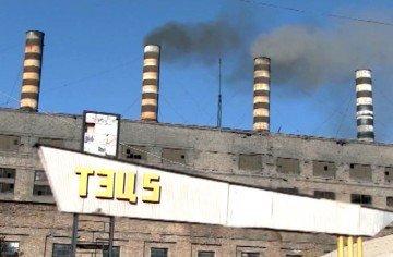 ТЭЦ-5 в Кентау