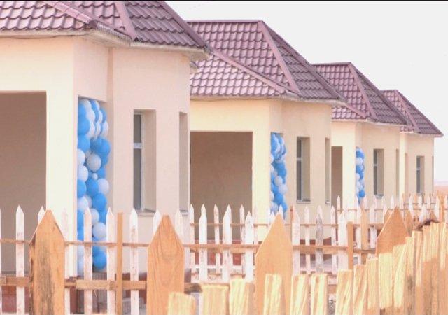 Эти дома ветераны и инвалиды ждали десять лет