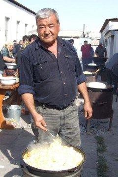 Фестиваль плова в Шымкенте пройдет 2 ноября