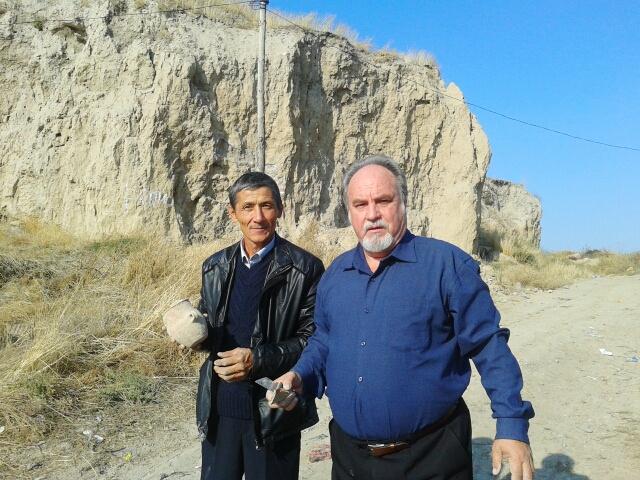 В Шымкенте находят предметы материальной культуры, подтверждающие возраст города