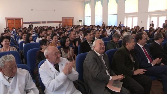 Коллектив фармацевтической академии был доволен был встречой