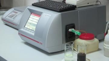 С новой высокотехнологичной  аппаратурой анализ нефтепродуктов займет несколько дней
