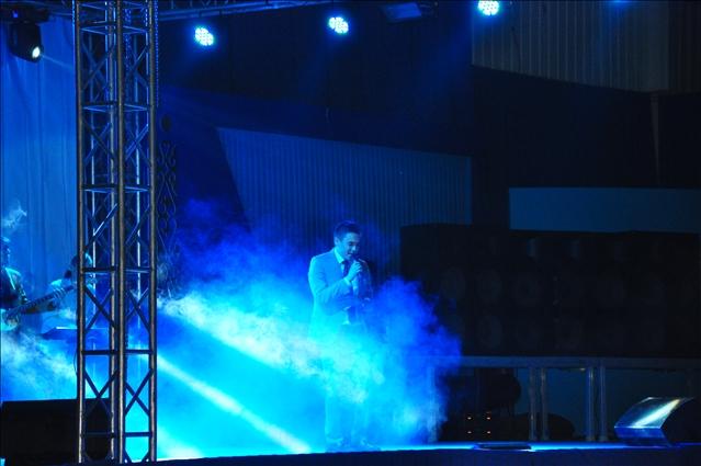 Кайрат Тунтеков два часа радовал зрителей своим великолепным исполнением