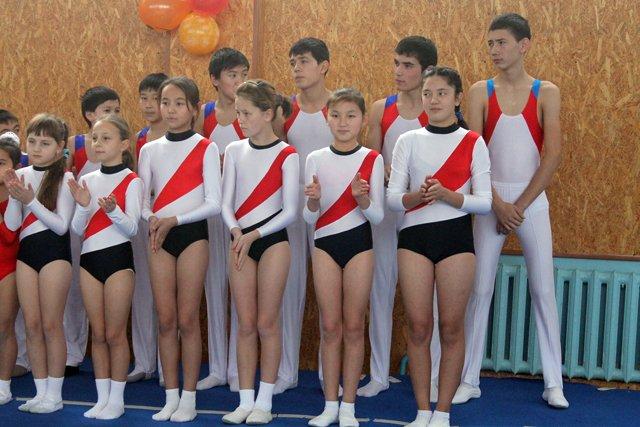 взрослые спортсмены