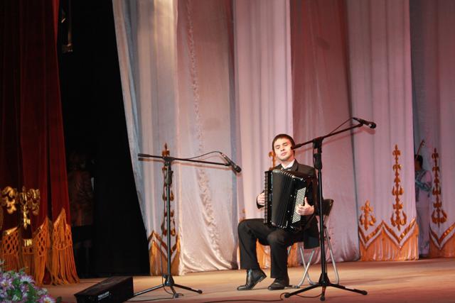 Стали известны победители гала-концерта «Играй, гармонь!»