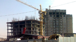 Преступники напали на строительный объект в Шымкенте