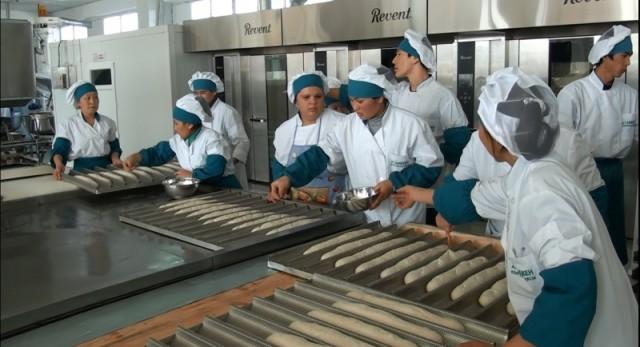На новом предприятии будут выпекать 150 тысяч хлебобулочных изделий в сутки