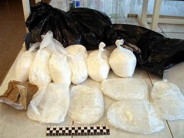 Около полутонны наркотиков изъяли в ЮКО в 2013 году