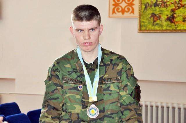 Вадим Буранов, бронзовый призер зимнего соревнований
