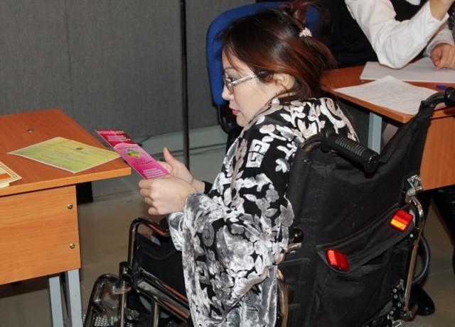 В Южно-Казахстанской области живут более 100 тысяч инвалидов