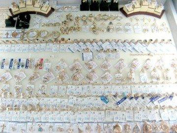 Золотые украшения еще можно купить по старой стоимости, но цена продержится  недолго 17860b131e9