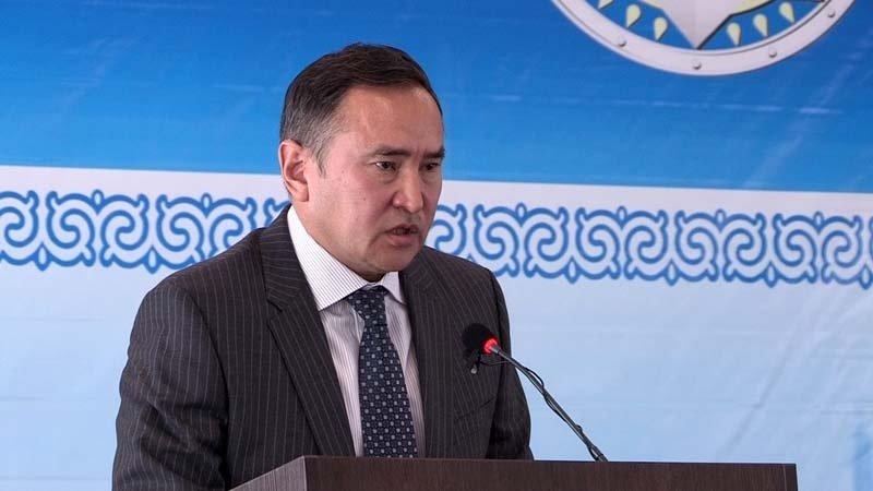 Аскар Мырзахметов, аким ЮКО