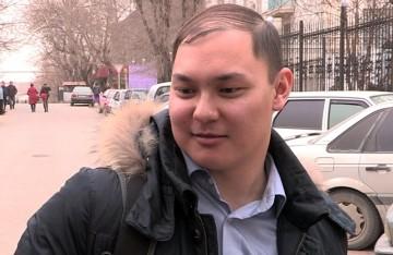 Алмас Стамбеков