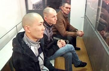 Осужденные в организации преступной группы