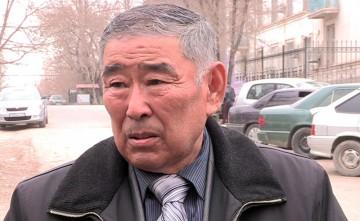 Жумабек Акильбеков, отец обвиняемого Каната Акильбекова