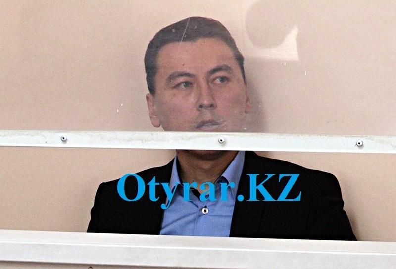 Экс-начальника УБОП ДВД ЮКО Сейтжан Сапарбеков