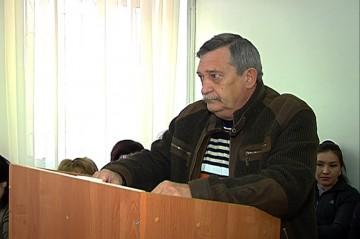 Александр Кабанов, командир ЯК-42
