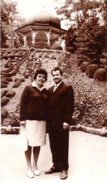 София и Сергей Войновы