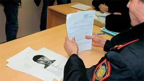 Школьник из ЮКО был задержан в Алматы