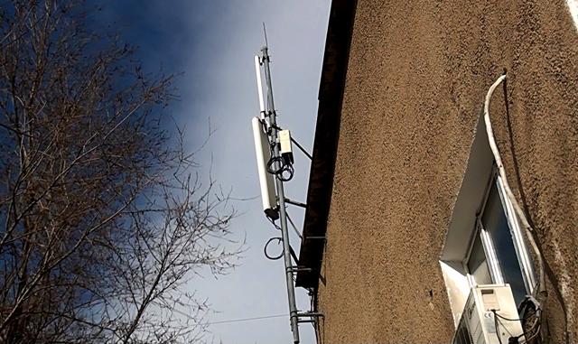 Эксперты подтвердили безопасность антенн сотовой связи