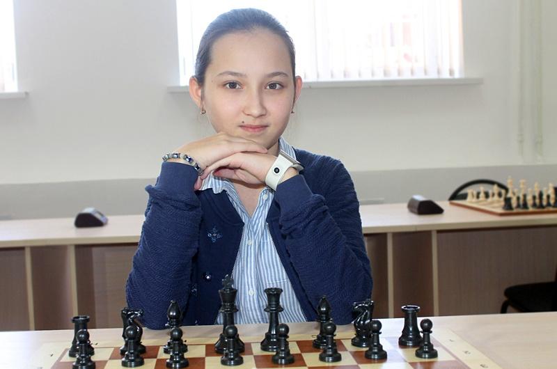 Жансая Абдумалик признана лучшей шахматисткой мира до 20 лет