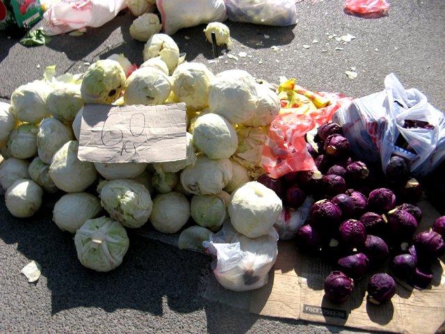 Сельскохозяйственная ярмарка порадовала горожан низкими ценами