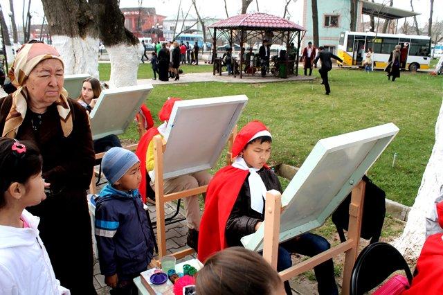 Шымкентцы весело и по-доброму отгуляли второй день Наурыза