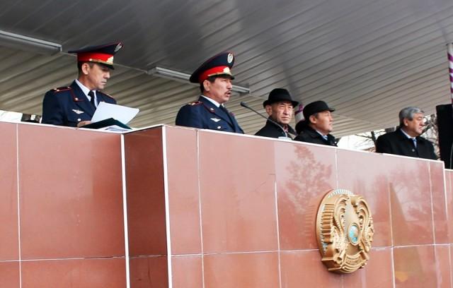 Руководитель учебного центра призвал сертифицированных полицейских всегда стоять на страже общественного порядка