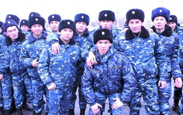 За 8 недель обучения курсанты со всего Казахстана стали друзьями