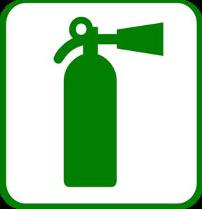 """""""зеленый"""" огнетушитель"""