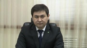"Директор ШФ ДБ АО ""Сбербанк"" Марат Утемисов"