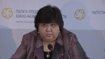Заместитель председателя правления Национальной палаты предпринимателей РК Гульнар Курбанбаева