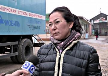 Директор Института общественного здравоохранения  Эльмира Акдаулетова