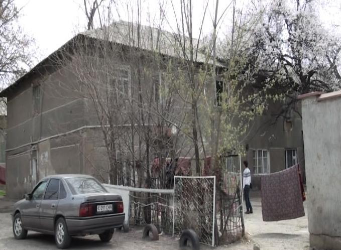 Дом номер 112 расположенный по улице Гагарина был возведён ещё в середине прошлого века