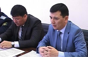 Даурен Тайыров, начальник отдела по взаимодействию с государственными органами ПП ЮКО