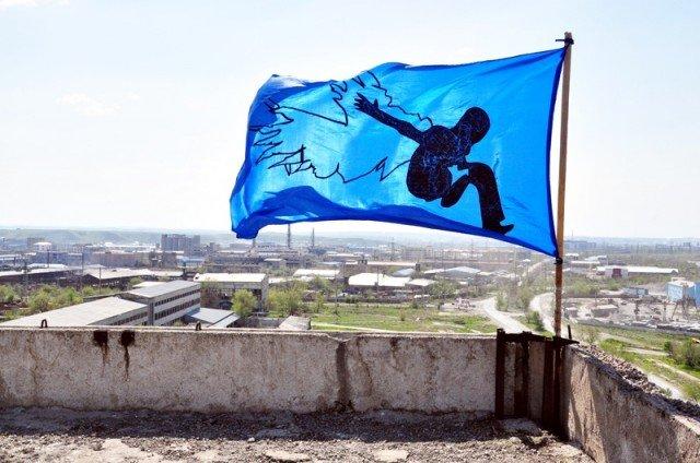 Флаг джамперов