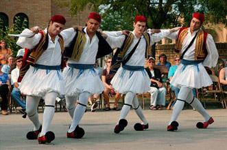 Греческий танец