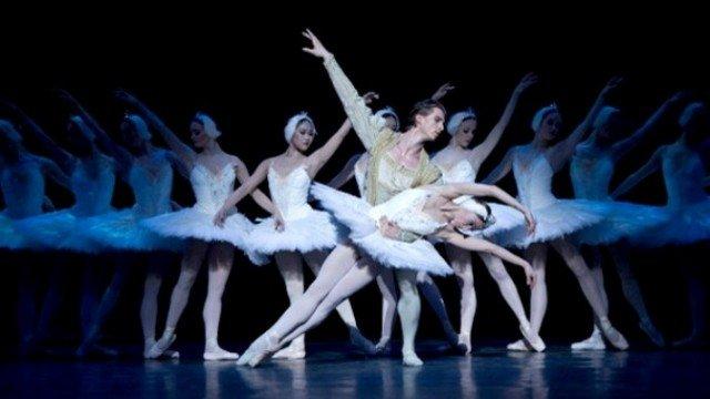Балет Булата Аюханова