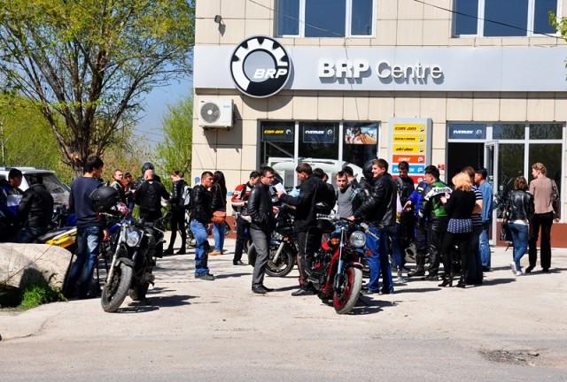 """Акция """"Внимание мотоциклист!"""" охватила почти весь Шымкент"""
